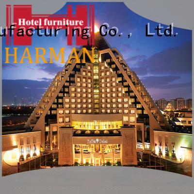 Harman hotel motel furniture best manufacturer for hotel