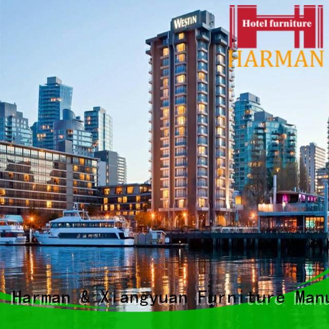 Harman hotel wholesale furniture directly sale bulk production