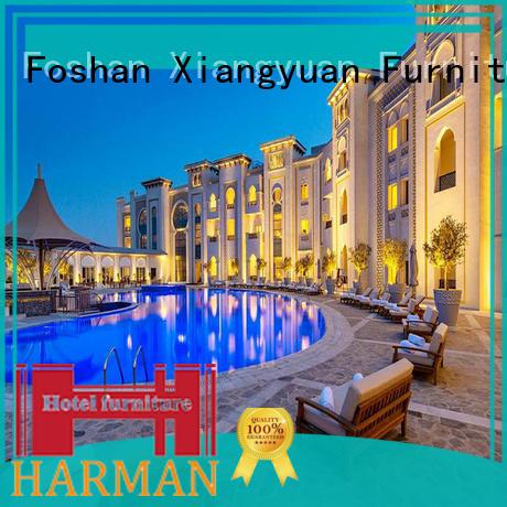 Harman best value hotel grade furniture factory direct supply
