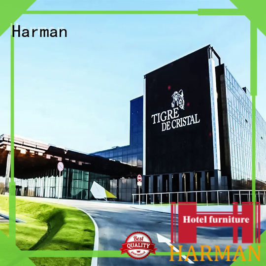 Harman low-cost fixed furniture factory price comercial use
