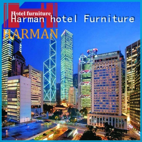 Harman wholesale hotel furniture from China for villa
