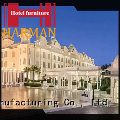 Harman french villa furniture suppliers for decoration