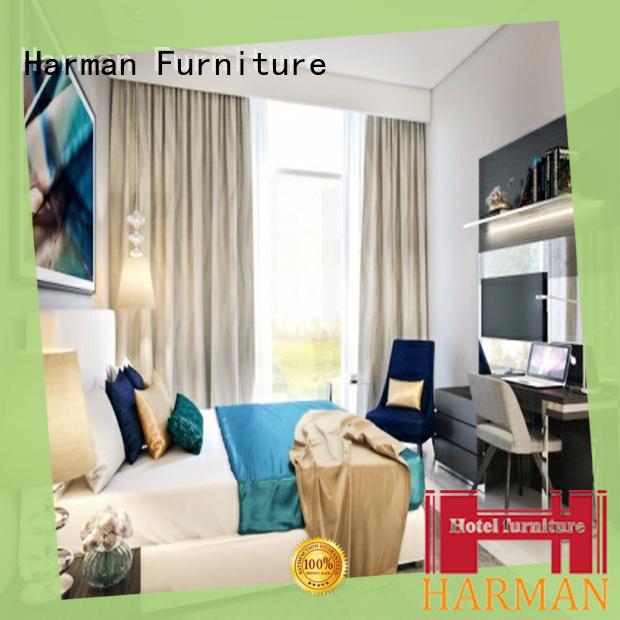 hotel furnishings bulk production Harman