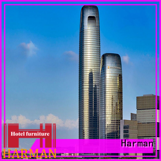 Harman latest hotel grade furniture company bulk production