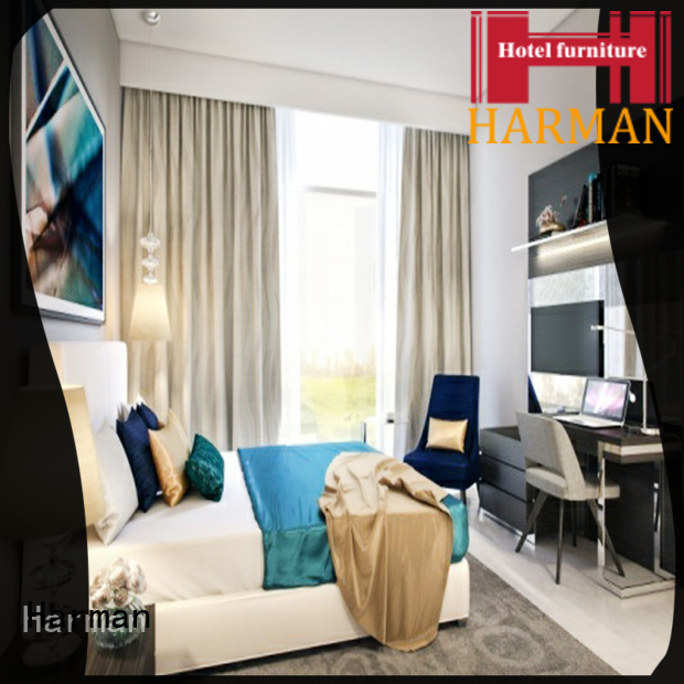 Harman top quality apartment living furniture company for comercial