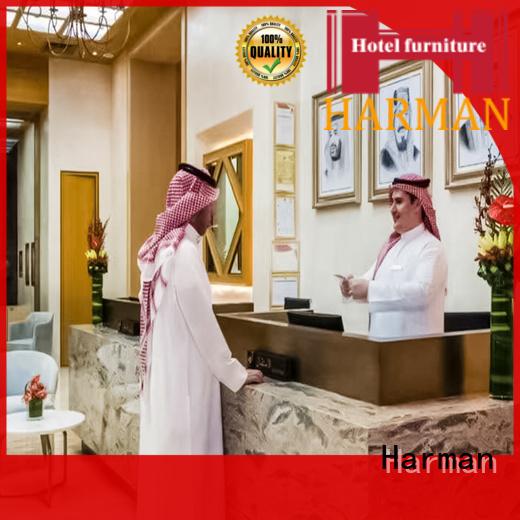 Harman factory price modern furniture design supplier for comercial