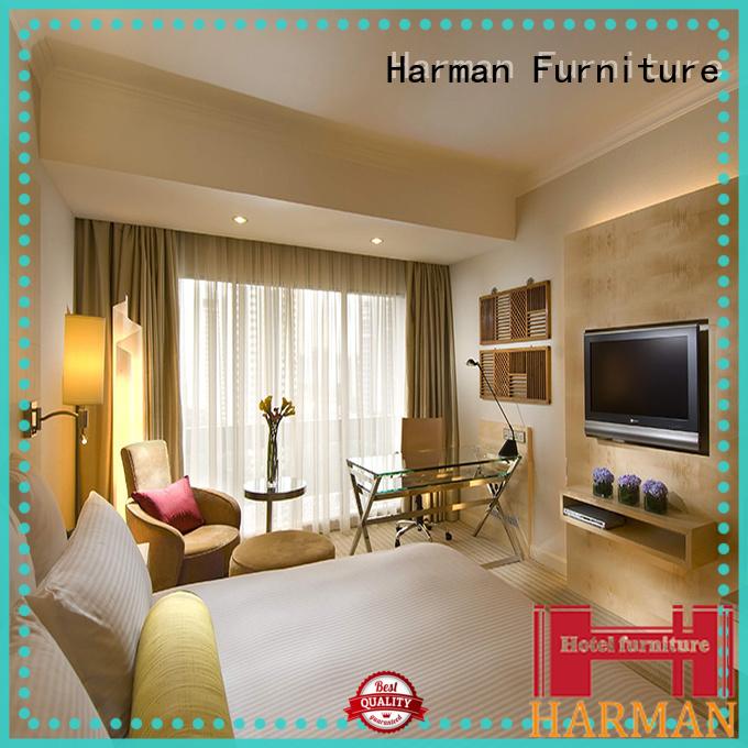 Harman studio apartment furniture best supplier for hotel