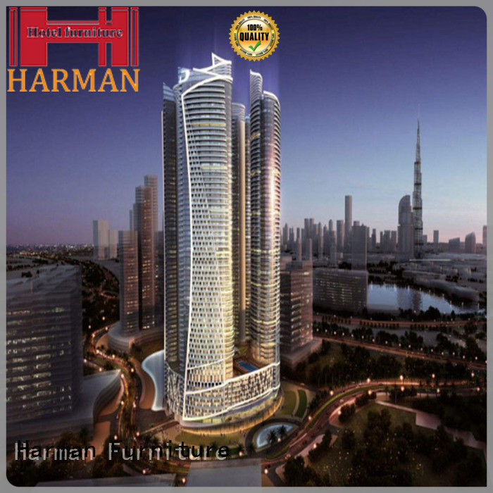 Harman best value hotel furnishings manufacturer with good value