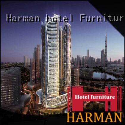 Harman motel furniture factory for decoration
