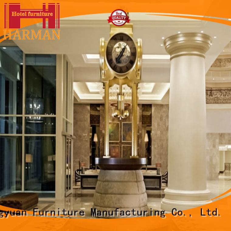 Harman best price modern hotel furniture custom for decoration