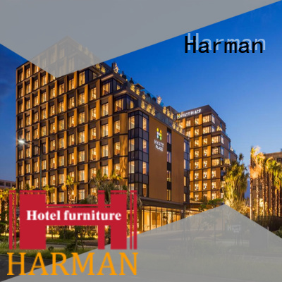 Harman top hotel furniture factory with good price for villa