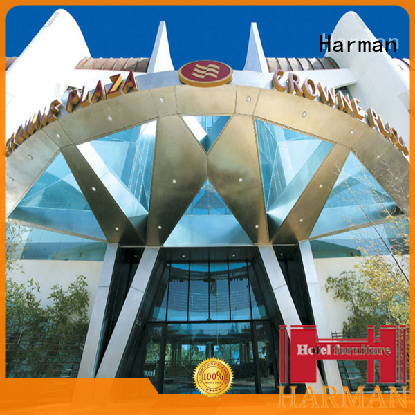 Harman cheap five star hotel furniture best manufacturer