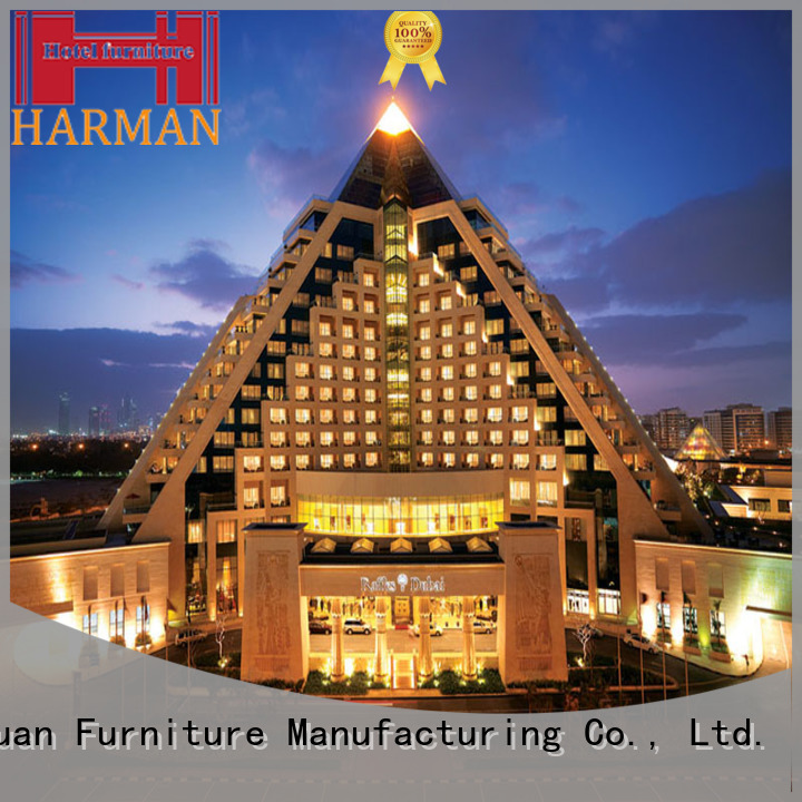 Harman custom made hotel furniture best supplier for comercial