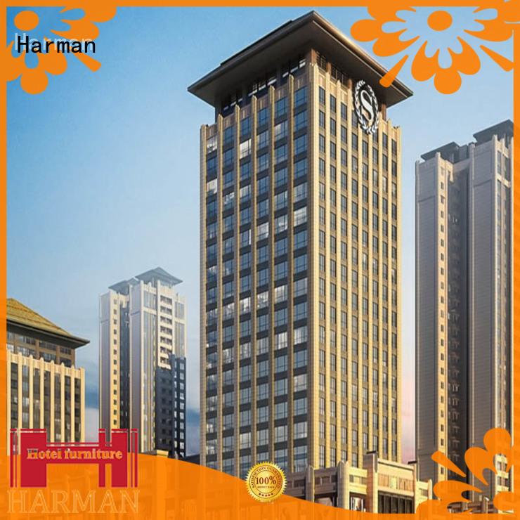 Harman professional wooden furniture series bulk production