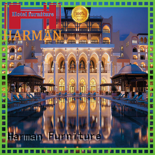 Harman motel furniture wholesale for apartment