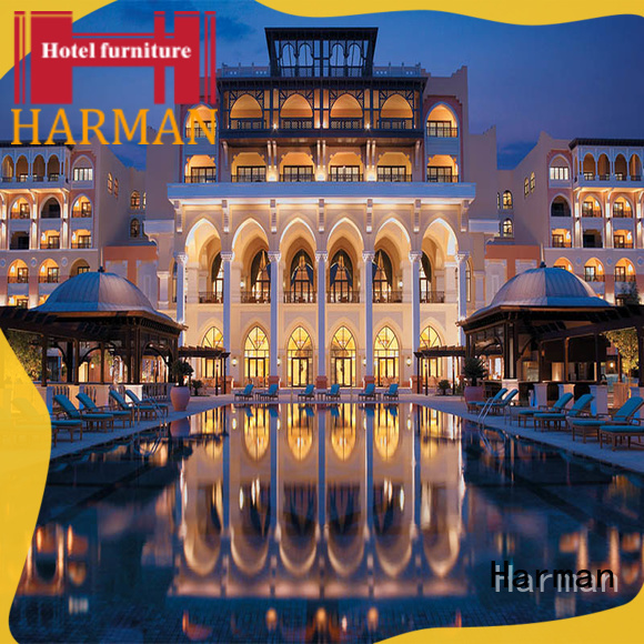 Harman best cool apartment furniture factory for comercial